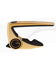 G7th C53053 Performance 2 Classical Capo. Gold Plate