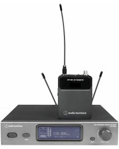 Audio-Technica 3000 Series ATW-3211EE1 Frequency-agile True Diversity UHF Wireless Systems
