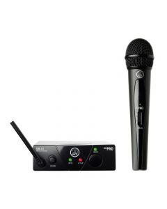 AKG WMS40 Mini Vocal Wireless System. Band-US25-B