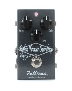 Fulltone Robin Trower Overdrive Guitar Effects Pedal Grey