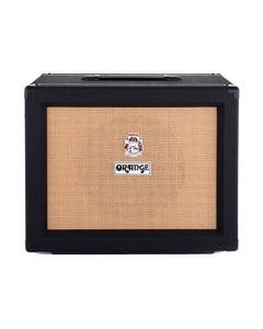 Orange PPC112-BK 60-watt Guitar Speaker Cabinet Black