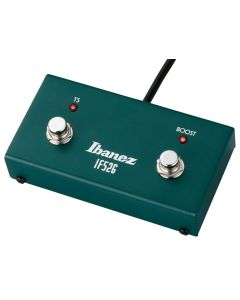 Ibanez IFS2G Two-Button Footswitch for TSA15H TGF11