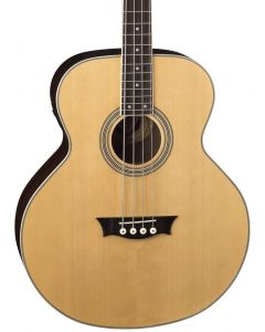 Dean EAB Acoustic-Electric Bass. Satin Natural