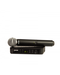 Shure BLX24/SM58-H11 Wireless Vocal System with SM58. H11 Band