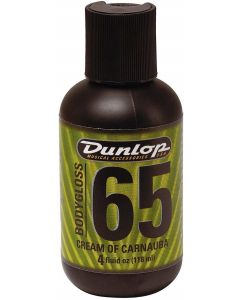 DUNLOP BODYGLOSS CARNUBA WAX