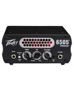 Peavey 6505 Piranha 20W Tube Hybrid Guitar Amp Head Black