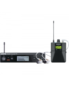 Shure P3TRA215CL-G20 Wireless Personal Monitor System Set