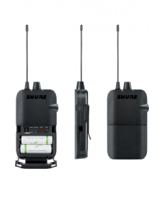 Shure P3R-G20 Wireless Body Pack Receiver. Frequency Band Version G20