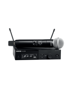Shure SLXD24/SM58-G58 Wireless System with SM58 Microphone. G58 Band