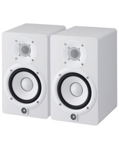 Yamaha HS5W WHITE Powered Studio Monitors PAIR TGF11
