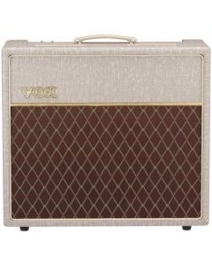 Vox Hand-Wired AC15HW1X 15W 1x12 Tube Guitar Combo Amp Fawn TGF11