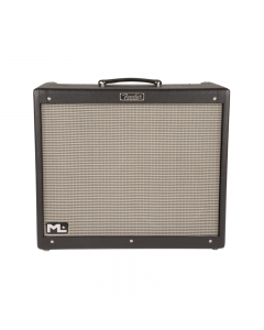 Fender Hot Rod DeVille ML 212 Guitar Combo Amplifier. Black