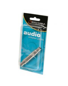 "American DJ ACQFQF Female 1/4"" to Female 1/4"" Adapter"