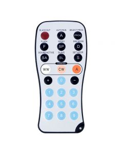 American DJ ADJLEDRC3 LED RC3 Wireless Remote