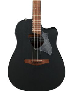 Ibanez ALT20WK Altstar Acoustic-Electric Guitar Weathered Black