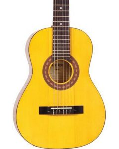 Amigo AM15 Nylon String Acoustic Guitar. 1/2 Size
