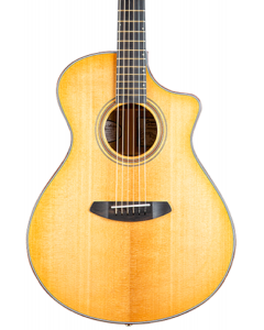 Breedlove Artista Concert Natural Shadow CE Acoustic Electric Guitar. Torrefied European-Myrtlewood TGF11