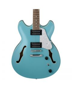 Ibanez Artcore Vibrante AS63MTB Semi-Hollow Electric Guitar Mint Blue