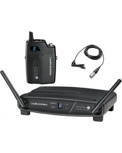 Audio-Technica ATW1101L System 10 Digital Lavalier Wireless System