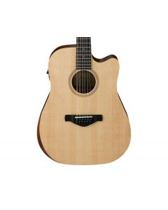 Ibanez AW152CEOPN 12-string Acoustic-Electric Guitar Open Pore Natural