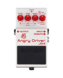 Boss JB-2 Angry Driver Compact Guitar Pedal