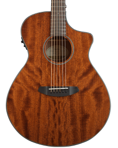 Breedlove Discover Concert With Sapele Top Acoustic-Electric Guitar Gloss Natural TGF11