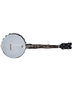 Dean BW MINI Backwoods Mini Travel Banjo. Black Satin