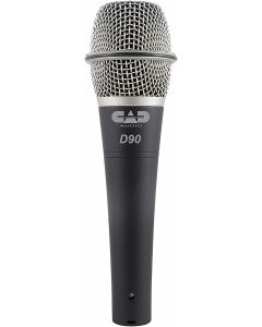 CAD Audio D90 SuperCardioid Handheld Microphone