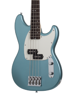 Schecter Guitar Research Banshee 4-String Electric Bass Pelham Blue