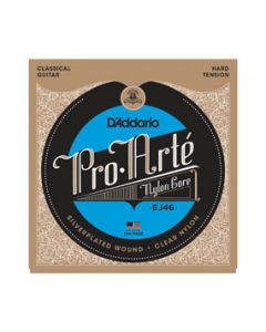 D'Addario EJ46 Pro Arte Classical Strings, Hard Tension