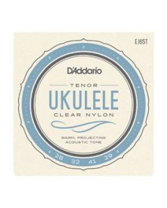 D'Addario EJ65T Pro-Art̩ Custom Extruded Nylon Ukulele Strings, Tenor
