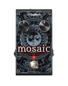Digitech Mosaic Polyphonic 12 string Effects Pedal