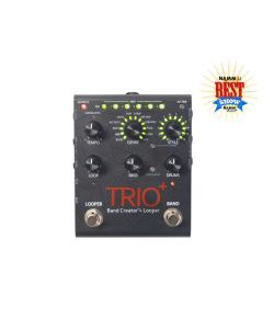 Digitech Trio Plus Band Creator Pedal with Looping