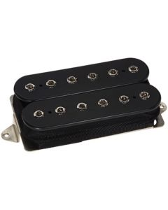 DiMarzio DP273F  Satchur8 Bridge Humbucker Pickup Black