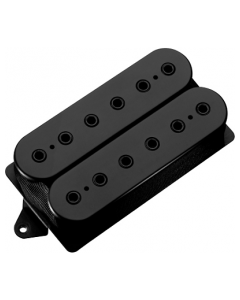 DiMarzio DP152 Super 3 Guitar Pickup Black F-Spaced