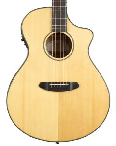 Breedlove Discovery Concert CE Acoustic Electric Guitar. Sitka-Mahogany