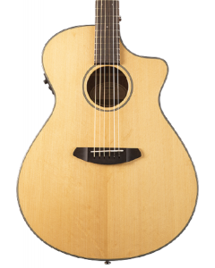 Breedlove Discovery Concerto CE Acoustic Electric Guitar. Sitka-Mahogany