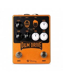 Keeley KDMDRIVE D&M Dual Distortion Overdrive Guitar Pedal