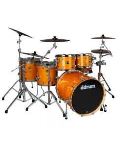 ddrum DM ASH 622 GN Dominion 6pc Shell Pack. Gloss Natural
