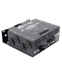 American DJ DP-415R Portable 4 Channel DMX Dimmer