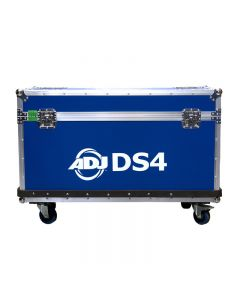 American DJ DS4244 DS4FC10 Video Panel Flight Case 10 DS4
