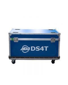 American DJ DS4278 DS4TFC10 Flight Case for Triangular Sec