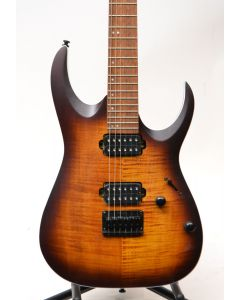 Ibanez RGA42FMDEF Electric Guitar Dragon Eye Burst Flat TGF11