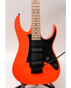 Ibanez RG550RF Genesis Collection Electric Guitar Road Flare Red TGF11