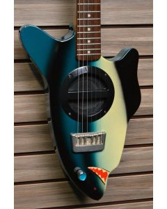 Shark 3/4 Scale Electric Guitar w/ Built-In Amplifier 7920