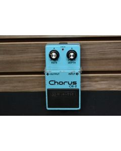 Boss CE-2 Chorus Effects Pedal SN 9600