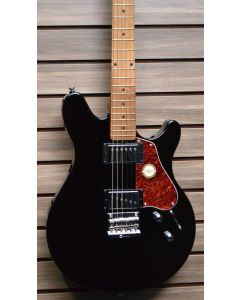 Sterling By Music Man  Valentine Signature Model Gloss Black SN6485