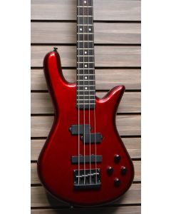 Spector Performer 4 Electric Bass Metallic Red TGF11