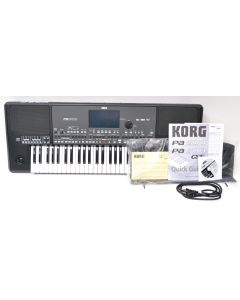 Korg PA600QT 61-Key Arranger Keyboard TGF11