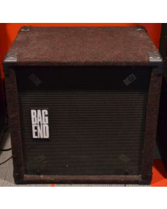 "BAG END	S18E-D  1x18"" Passive Bass Cabinet, 8ohm, SN4055"